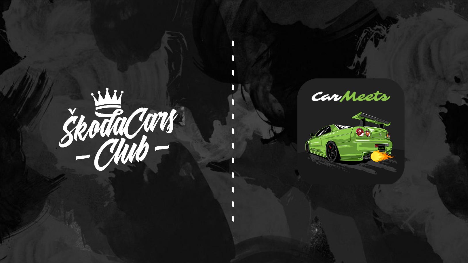 ŠkodaCars Club v appke CarMeets