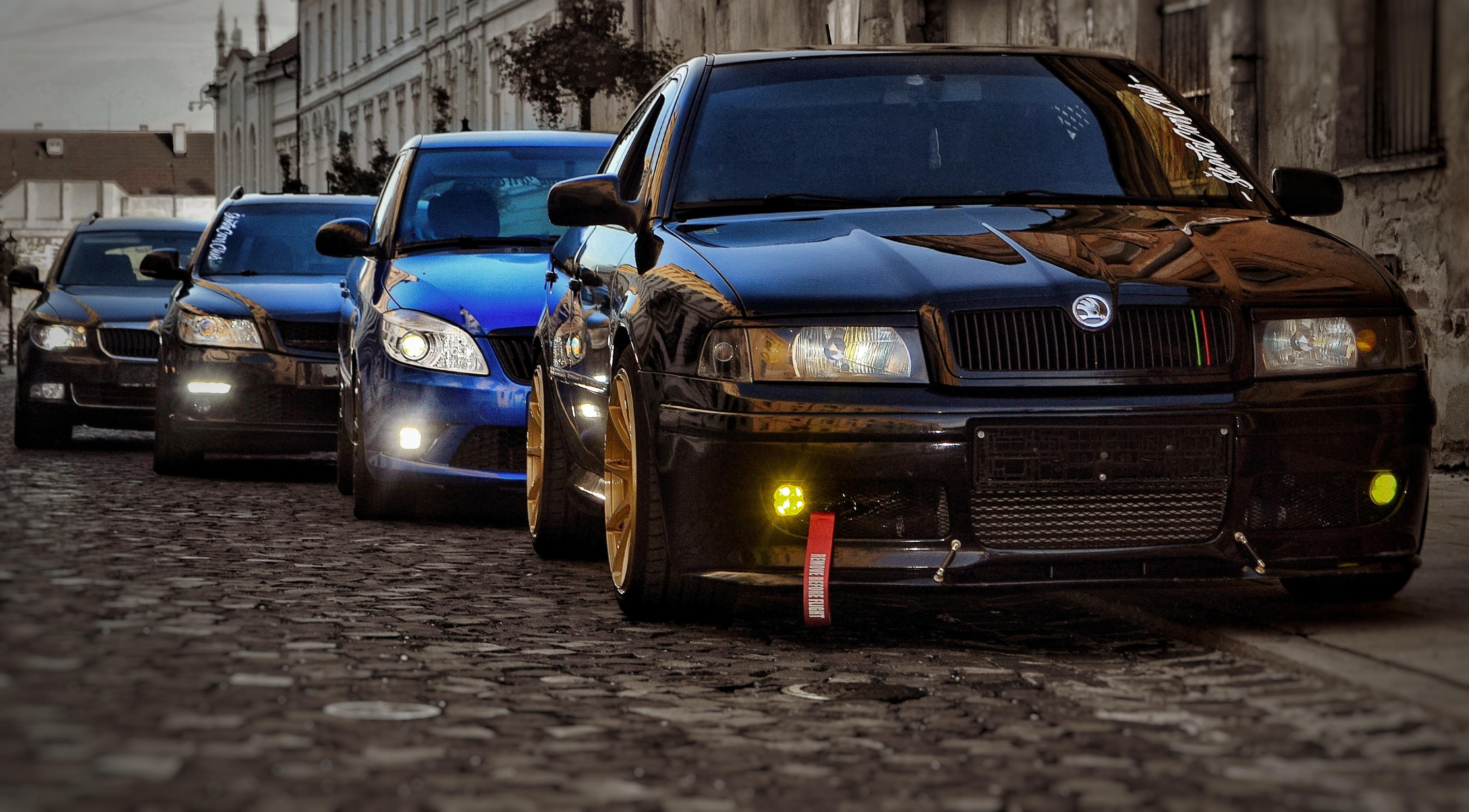 ŠkodaCars Crew