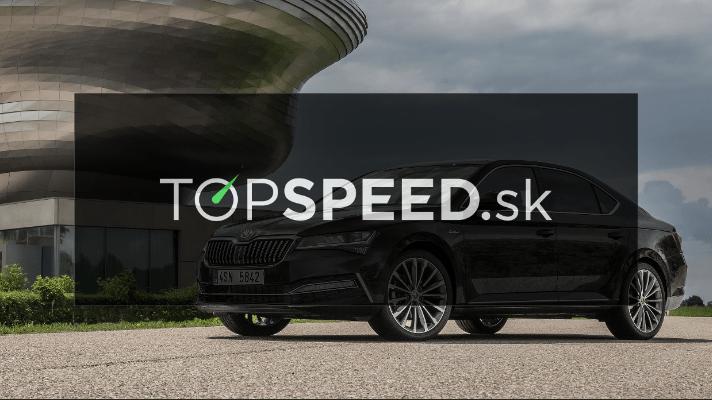 TopSpeed.sk na ŠkodaCars Club
