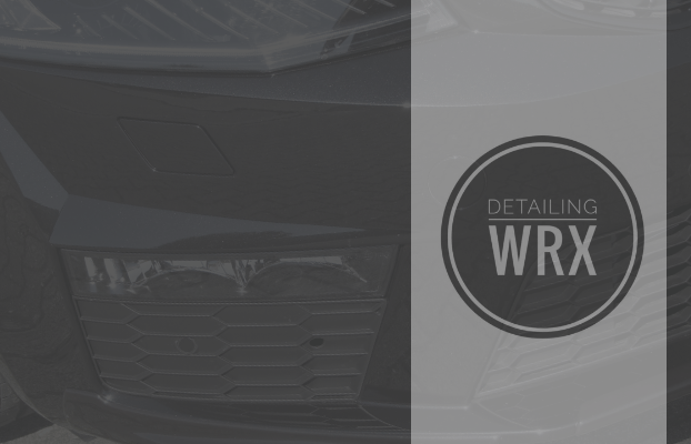 Detailing WRX