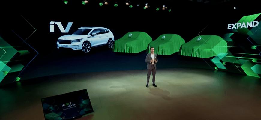 Do roku 2030 prídu tri nové elektromobily Škoda. Značka zároveň vylúčila možnosť Fabie RS