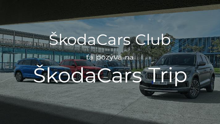 ŠkodaCars Trip