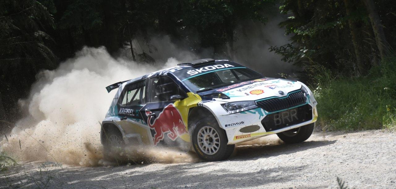Elektrická Škoda Fabia Rally2 evo je takmer hotová. Robí na nej už aj Škoda Motorsport