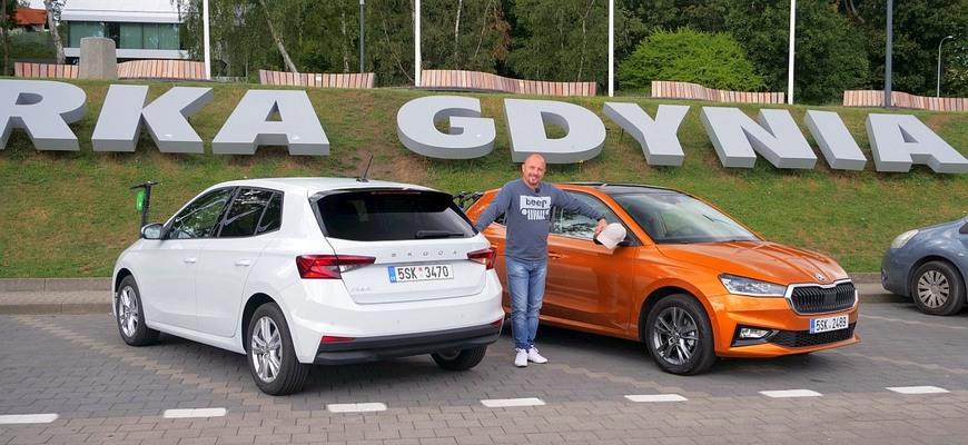 Jazda Škoda Fabia 4 – dospela, veď má 22 rokov