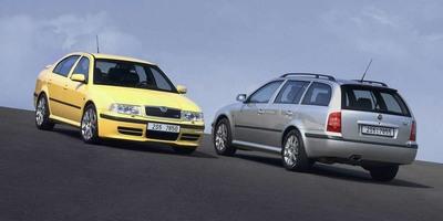 Prvá Octavia RS oslavuje 20 rokov. Je z nej ikona